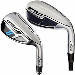 Brand New Adams Golf Idea Hybrid Iron Set 6-8T 9-PW RH MSRP $640