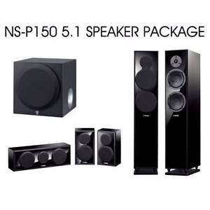 YAMAHA NS150F  5.1 HOME THEATER SPEAKER SYSTEM Chadstone Monash Area Preview