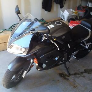2008 SV650 For Sale Kitchener / Waterloo Kitchener Area image 1