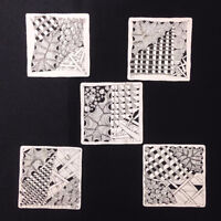 """""""Introduction to Zentangle"""" Art Class - July 8, 2017"""
