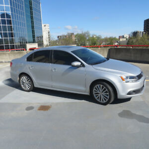 2014 JETTA COMFORTLINE 2.0L TDI 6-SPEED AUTOMATIC Only 35.000kms