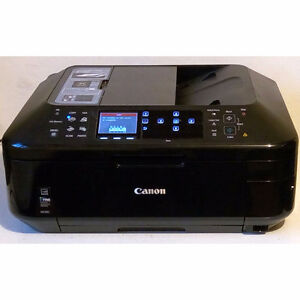 Canon Pixma MX892 Inkjet Color Wireless All in One Printer