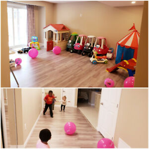 Hespeler Licensed Home daycare has full time spots available.