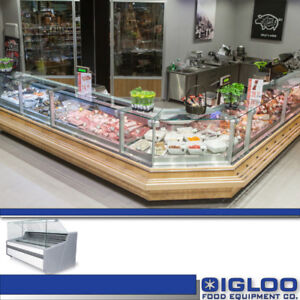 Deli cases , Meat cases, Fish cases, Butcher cases, Cheese cases