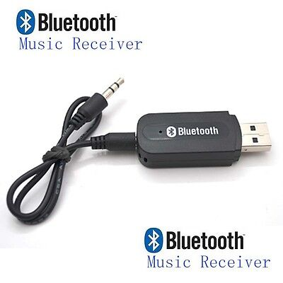 Premium Bluetooth Audio Dongle Adapter for mp3/mp4 ipod speaker car Music Dock