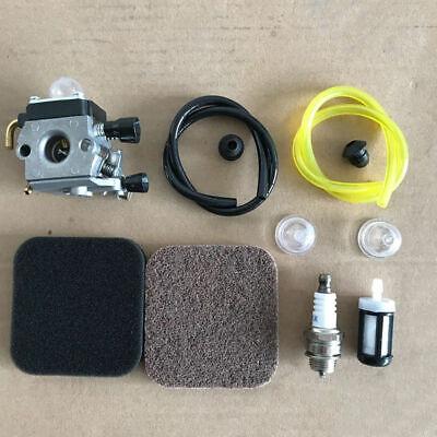 Vergaser Luftfilter Zündkerze für Stihl FS85 FS75 FS80 KM85 HS75 HS80 HS85 gebraucht kaufen  Hamburg