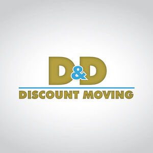 MOVING SERVICE D&D MOVERS SPECIAL PRICE*(514) 933-3555