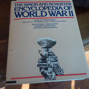 Simon & Schuster Encyclopedia of World War II