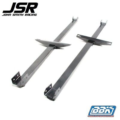 Full Support Seat - 94-04 Mustang (All) BBK Full Length Subframe Connectors w/ Seat Bracket Support