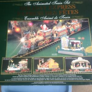 Holiday Express Train Set