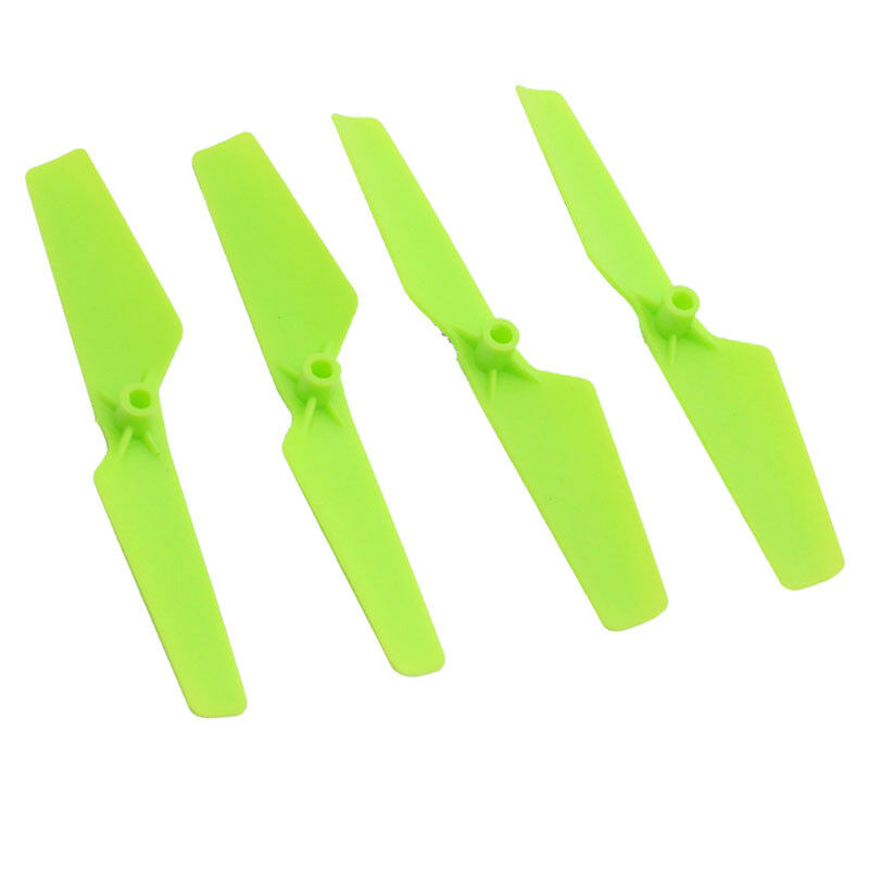 Helix JJRC Dhd D5 RC Mini Drone Propellers New 4 Pieces Green RC