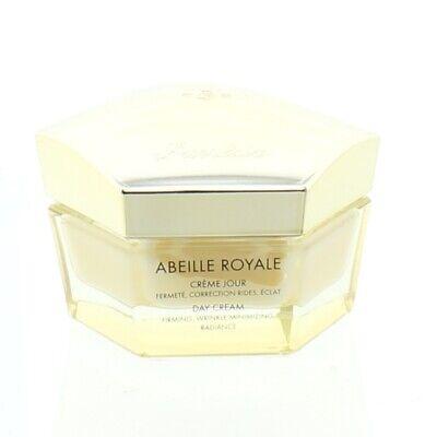 Guerlain Abeille Royale Cream 50ml Day Face Moisturiser Firm Wrinkles Radiance