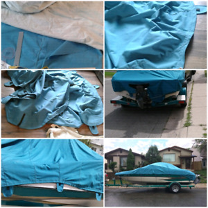 Canvas Boat covers & More