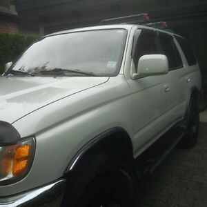1998 Toyota 4Runner SUV, Crossover North Shore Greater Vancouver Area image 2