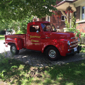 1950 Dodge Fargo. Asking $19,975 OBO