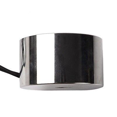 Ac220v 70kg 154lb Electric Lifting Magnet Holding Electromagnet Solenoid P5934
