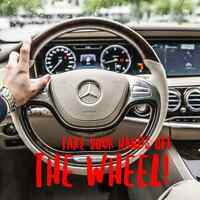 Mindful Monday - Take Your Hands off the Wheel