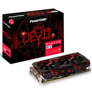 POWERCOLOR RED DEVIL RX580 8GB