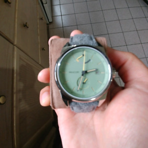 Almost new automatic watch