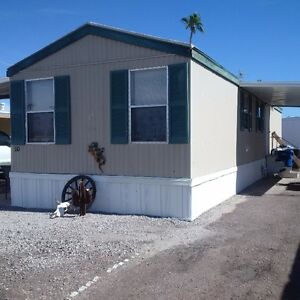 2 Bedroom Manufactured Home For Rent in Mesa