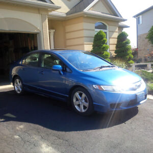 2010 Honda Civic Sedan-New Tires-New Brakes-Low KM-Very Clean