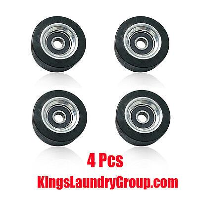 4 Pcs Quality Roller Bearing For Huebschspeed Queen Dryer 70298701 70298701p