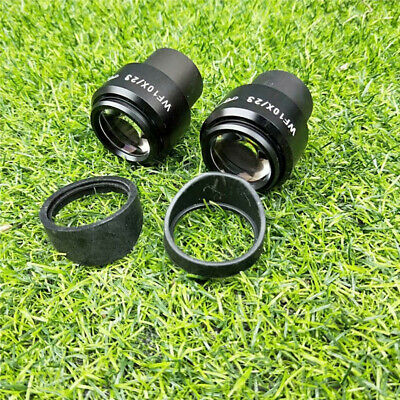 Wf10x23mm Wild Angle Eyepiece Diopter Adjustable Weyeguards F Stereo Microscope