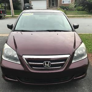 2007 Honda Odyssey Minivan, Van **WEEK SALE ** PRICE TAX INCLUDE