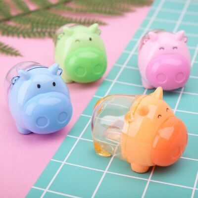 Mini Lovely Cute Pig Mouth Pencil Sharpener For Student Kids Office - Cute Pencil Sharpener