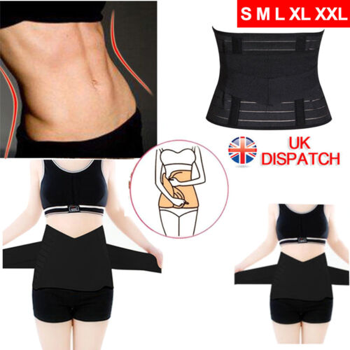 Breathable Maternity Post Natal Slimming Belt Postpartum re-shaping girdle Lsize