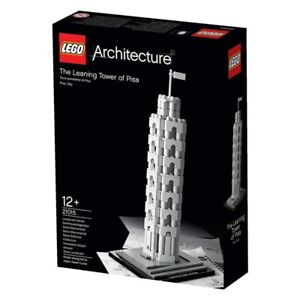 LEGO Architecture 21015 Leaning Tower of Pisa MISB