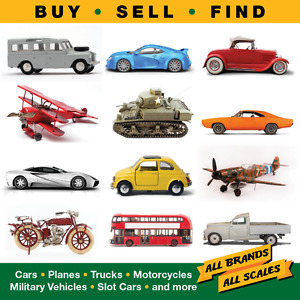 BUYING DIECAST COLLECTIONS: