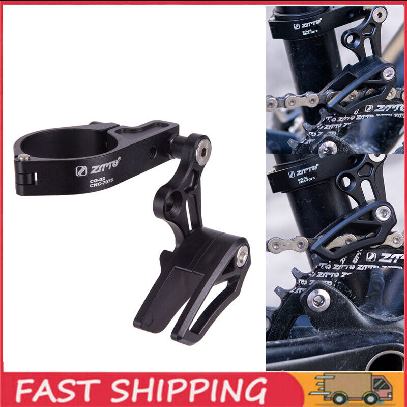 Bicycle MTB Chain Guide Mount Perfector Road Bike Mountain W/Frame Protector