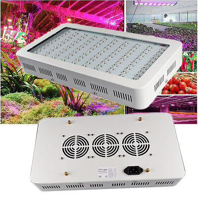 300W LED Grow Light Full Spectrum For Indoor Plant Veg Flower Fruit Hydroponic