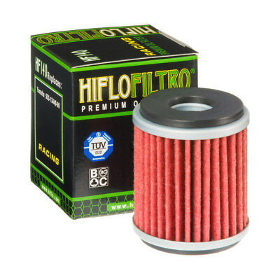 HIFLO HF140   <em>YAMAHA</em> YZF R 125 15 18 REPLACEMENT PREMIUM ENGINE OIL FI