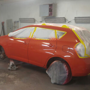 Affordable Auto Body and Painting