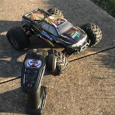 Refurbished RC Monster Truck Car 1:10Scale 4WD 2.4Ghz Offroad Remote Control Car