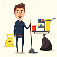 Concierge / Janitor for a Building NDG