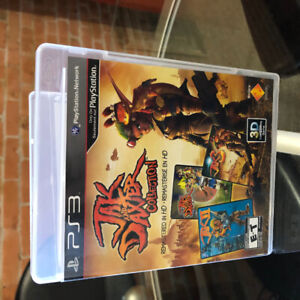 Jack and Daxter HD Remastered Collection PlayStation 3 PS3