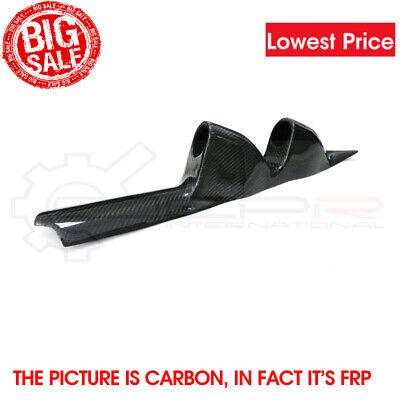OE Tape FRP For Nissan Skyline R32 GTS GTR Greddy A-Pillar Twin 52mmGauge Pod