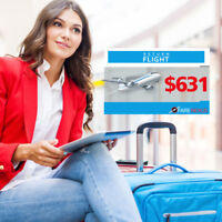 Book Return Flight Ticket from Montreal - London $690