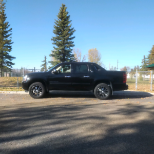 2013 Chevrolet Avalanche Black Diamond Edition 4x4
