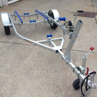 Swiftco 3.6 Metre Tinnie Trailer Skid Type Molendinar Gold Coast City Preview