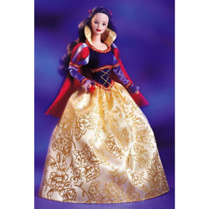 Barbie as Snow White Collector's Edition Doll, Brand New in Box