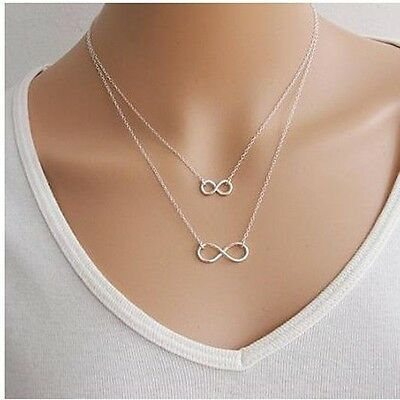 Fashion Charm Women Crystal Choker Chunky Statement Bib Pendant Necklace Chain
