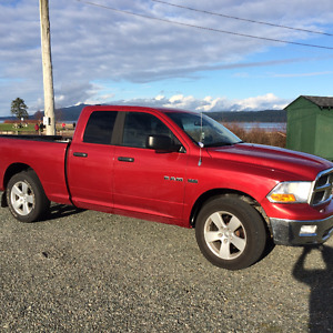 2009 Dodge Hemi Ram 1500 Quad CabTruck