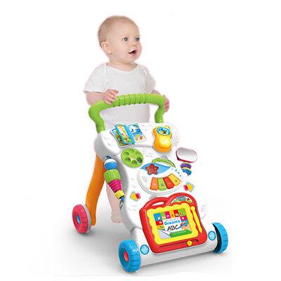 Lagerverkauf,Restposten,Palettenware Baby Gehhilfe Spielzeug  Music Walker 6 St