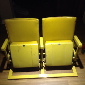 Maple leaf gardens gold seats
