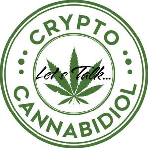 Cannabidiol and Crypto Let Talk Event