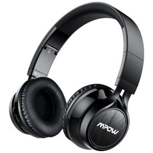 Brand new MPOW Thor Wireless/Bluetooth headphones + mic  - $25